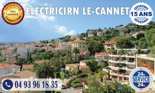 Electricien Le Cannet